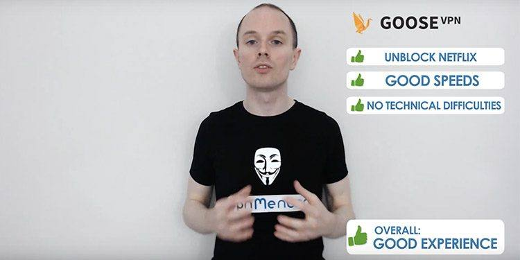 GOOSE VPN review & tutorial VPNmentor.com