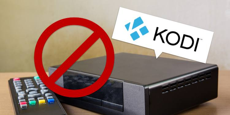 Media-Playern mit Kodi