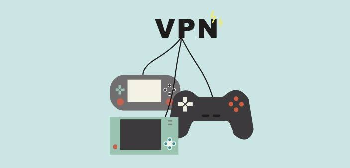 Vpn gameconsole