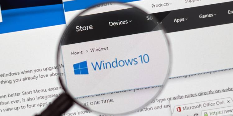 internet privacy on windows 10